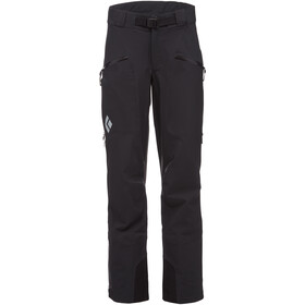 Black Diamond Recon Stretch Pantaloni da sci Donna, black